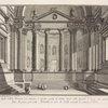 Sala all' uso degli antichi Romani.