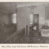 Main Office, Legal Aid Society, 239 Broadway, Manhattan.