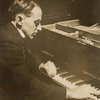 Henry Cowell, Berlin, about 1930, playing his Irish walking tune-cum-clusters called Exultation