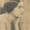 Portrait of Pauline Lawrence.