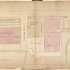 Double Page Plate No. 5; [Map boounded by Montague St. (Raised), Furman St., Atlantic St.; Including East River, Joralemon St., Ferry To Wall St. New York]