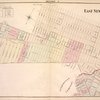 Brooklyn, Double Page Section 9; East New York; [Map bounded by Eldert Lane, Liberty Ave., Bennett Ave., New Lots Road, Duryea Ave., Centre Ave., Stmarks Ave., Saratoga Ave., Cooper PL., Mc. Dougal St.; Including Hopkinson Ave., Rockaway Ave., Granite St., Furman Ave., Aberdeen St., Hull St., Vanderveer St., Stewart St., Conway St., Jamaica Plank Road East New York Ave.]