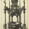 Ornate ablution fountain