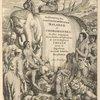 Naauwkeurige beschryvinge van Malabar en Choromandel,  ... (Frontispiece)