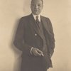 Three-quarter length portrait of Bert Williams, entertainer.