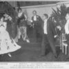 Julian Eltinge, Maidel Turner, James C. Spottswood, Walter Horton, and Charles P. Morrison in the stage production The Crinoline Girl.