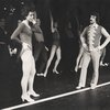 "Donna McKechnie and Robert Lupone from a scene in ""A Chorus Line"""