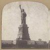 Bartholdi's statue [the Statue of Liberty].