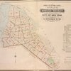 Index to Volume Three. Atlas of the Borough of Brooklyn. Sections 8, 9, 10 & 11. Wards 13, 14, 15, 16, 17, 18, 19, 27 & 28. City of New York. E. Belcher Hyde, 97 Liberty St., Brooklyn Borough. 1904.