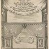 Le Nozze Degli Dei Favola. Series title page