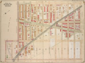 Brooklyn, Vol. 6, Double Page Plate No. 1; Part of Ward 30, Section 17; [Map bounded by 12th Ave., 49th St., 9th Ave.; Including 37th St., 10th Ave., 39th St.]
