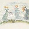 Dancing of the Felspar fairies.