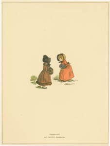 [Two little girls.]