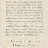 Diamond Dyes nursery rhymes pictorial.