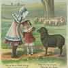 Ba-a ba-a, black sheep, have you any wool?