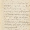 James Madison to His Imperial Majesty the Emperor of the Russians, May 6, 1813. (Copy of the letter of credence; countersigned by James Monroe, Secretary of States.)
