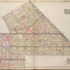 Brooklyn, Vol. 1, 2nd Part, Double Page Plate No. 30; Part of Wards 19 & 21, Section 6 & 8; [Map bounded by Heyward St., Broadway, Lewis Ave., Stockton St., Marcy Ave.; Including Willoughby Ave., Bedford Ave., Flushing Ave., Lee Ave.]; Sub Plan [Map bounded by Lewis Ave., Stockton St.]