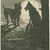 Le loup et le chien.