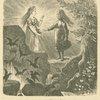 Die Geschichte von den sieben Raben und der treuen Schwester.