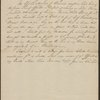 Letter and account. February 18, 1772