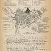 Map of Clermont-Ferrand ; Map of Nice.