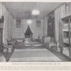 Interior of John Wanamaker's Old Fashioned Rug Shoppe, New York.