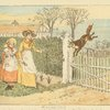 The fox jumps over the parson's gate.
