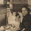 Telephone operator at Mound Bayou, Mississippi.