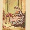The poor bobbin-weaver.