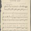 Little Lottie Lee