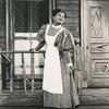 Pearl Bailey as Butterfly in the stage production St. Louis Woman.