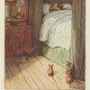 Louisa Pussy-cat sleeps late.