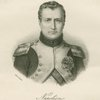 As emperor in uniform: half- and three-quarter-length