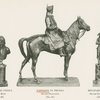 Sculpture: equestrian