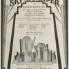 Sky-scraper [Bertrand Rice's Sons, Inc. advertisement for sky-scraper kitchen ware]