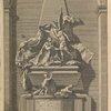 Tombeau de J. B. Languet, curé de St. Sulpice.