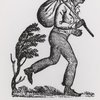 Fugitive slave as advertised for capture.