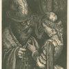Bluebeard gives Fatima the keys]