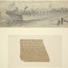 The Naval Brigade under command of Lt. Crosby. . ., Hampton Creek, night of 8th June