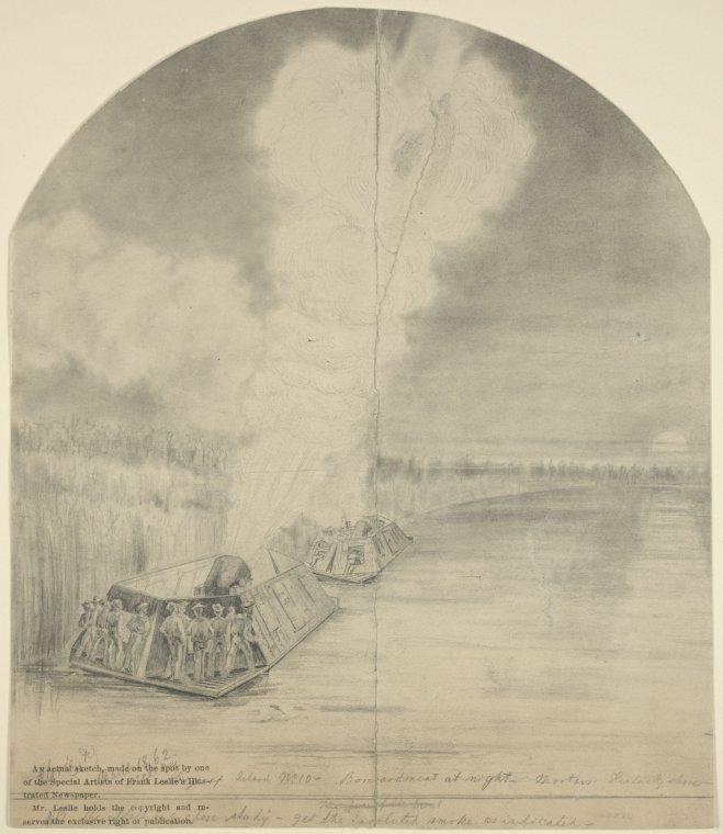 This is What Henri Lovie Looked Like  on 3/18/1862