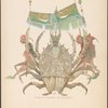The Emperor of Crabs design for The Garden of Paradise.