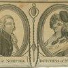 Duke of Norfolk, Dutchess of Norfolk
