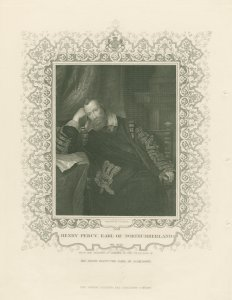 Henry Percy, first earl of Northumberland