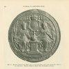 Abb. 15. Groses Thronsiegel Philipps II von Spanien und seiner Gemahlin Maria von England. [Large throne seal of Phillip II of Spain and his wife Mary of England.]