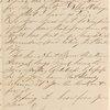 Babcock, W. E., ALS to WW. Dec. 25, 1864.