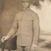 George Schuyler, journalist, as a First Lieutenant during World War I.