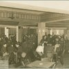 Service men at Stage Door Canteen (Cleveland)