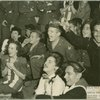 "Boy, Oh Boy!"" - Service men and hostesses at Stage Door Canteen (New York)."