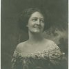 Medium-length portrait of Marie Curtis.