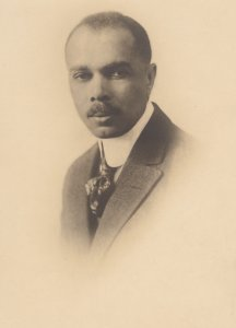 James Weldon Johnson.